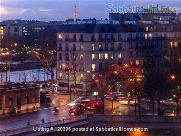 Marais Bastille Listed*** Apartment W/ Fab View on Whole Paris - 90sqm Home Rental in Paris, Île-de-France, France 2