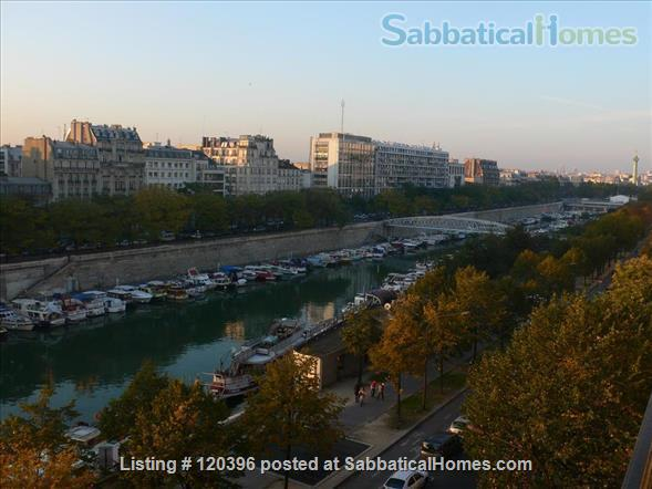 Marais Bastille Listed*** Apartment W/ Fab View on Whole Paris - 90sqm Home Rental in Paris, Île-de-France, France 8