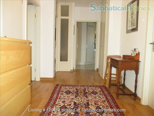 Sunny , modern 4,5 room apartment in green part of Charlottenburg, Berlin Home Rental in Berlin, Berlin, Germany 9