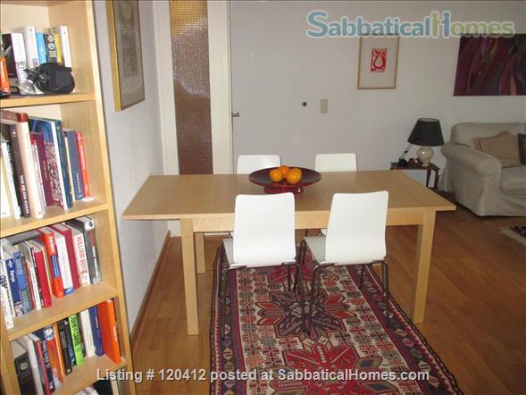 Sunny , modern 4,5 room apartment in green part of Charlottenburg, Berlin Home Rental in Berlin, Berlin, Germany 0