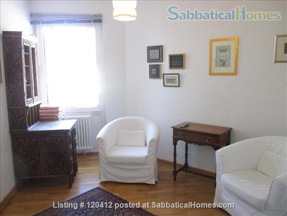 Sunny , modern 4,5 room apartment in green part of Charlottenburg, Berlin Home Rental in Berlin, Berlin, Germany 2