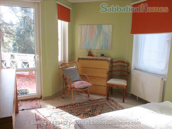 Sunny , modern 4,5 room apartment in green part of Charlottenburg, Berlin Home Rental in Berlin, Berlin, Germany 3