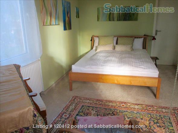 Sunny , modern 4,5 room apartment in green part of Charlottenburg, Berlin Home Rental in Berlin, Berlin, Germany 4