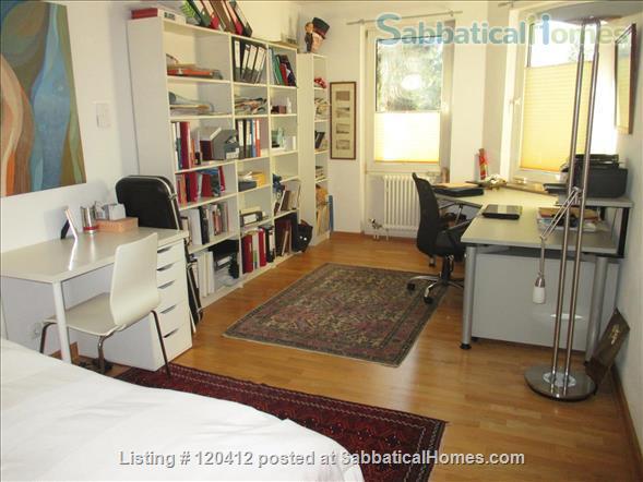 Sunny , modern 4,5 room apartment in green part of Charlottenburg, Berlin Home Rental in Berlin, Berlin, Germany 6