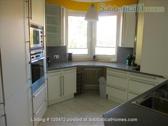 Sunny , modern 4,5 room apartment in green part of Charlottenburg, Berlin Home Rental in Berlin, Berlin, Germany 7