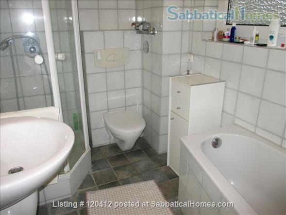 Sunny , modern 4,5 room apartment in green part of Charlottenburg, Berlin Home Rental in Berlin, Berlin, Germany 8
