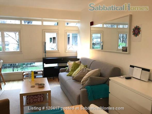 Lovely, quiet, clear, modern apartment. Seine Rive Gauche/BNF neighbourhood. Home Rental in Paris, Île-de-France, France 0