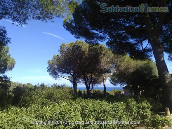 Villa on the French Riviera with seaview Home Rental in Sainte-Maxime, Provence-Alpes-Côte d'Azur, France 1