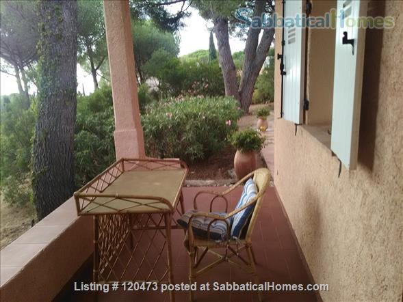 Villa on the French Riviera with seaview Home Rental in Sainte-Maxime, Provence-Alpes-Côte d'Azur, France 0