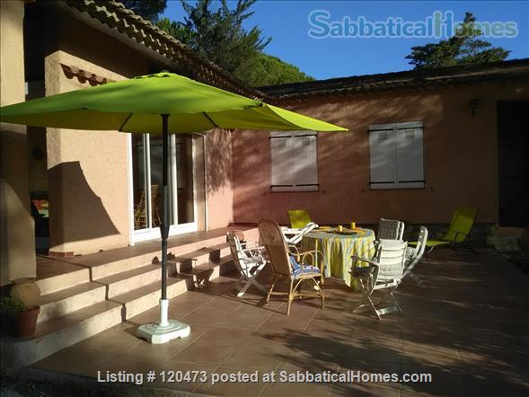 Villa on the French Riviera with seaview Home Rental in Sainte-Maxime, Provence-Alpes-Côte d'Azur, France 4