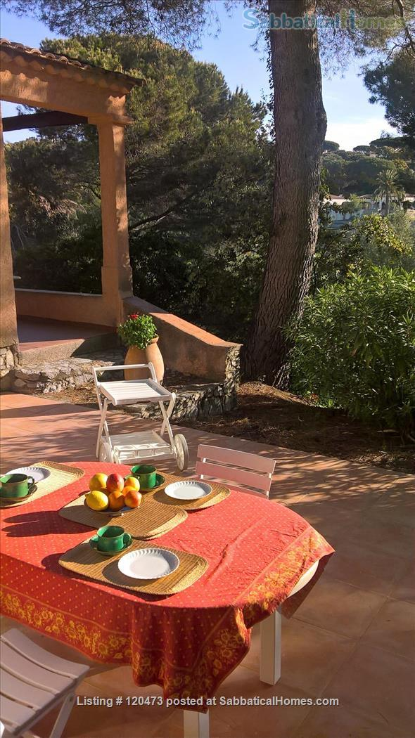 Villa on the French Riviera with seaview Home Rental in Sainte-Maxime, Provence-Alpes-Côte d'Azur, France 6