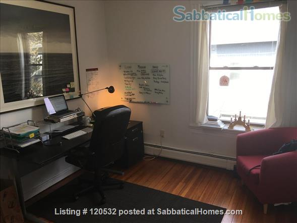 Large 1.5-Bedroom: July 1 – August 30, 2021 Home Rental in Northampton, Massachusetts, United States 1