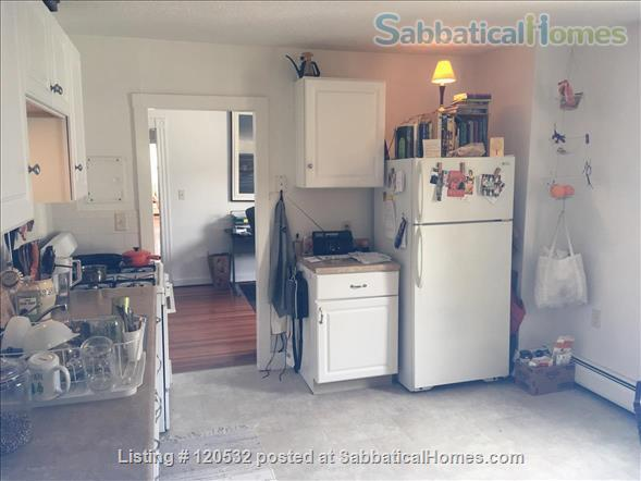 Large 1.5-Bedroom: July 1 – August 30, 2021 Home Rental in Northampton, Massachusetts, United States 3