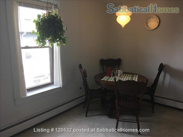 Large 1.5-Bedroom: July 1 – August 30, 2021 Home Rental in Northampton, Massachusetts, United States 4