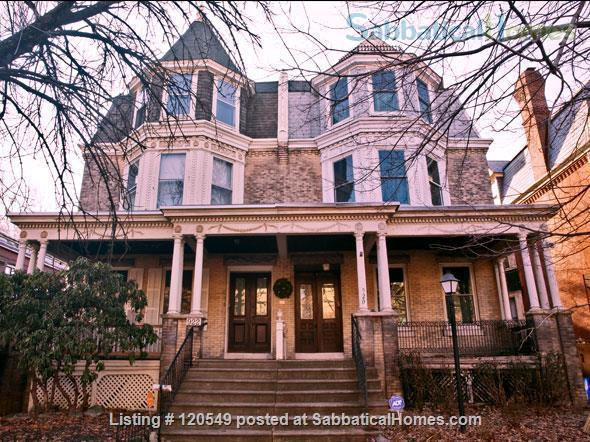 ENTIRE  EXTRAORDINARY VICTORIAN HOUSE 10 MINUTES AWAY FROM UPENN AND DREXEL UNIVERSITIES Home Rental in Philadelphia, Pennsylvania, United States 1