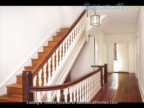 ENTIRE  EXTRAORDINARY VICTORIAN HOUSE 10 MINUTES AWAY FROM UPENN AND DREXEL UNIVERSITIES Home Rental in Philadelphia, Pennsylvania, United States 2