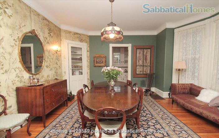 ENTIRE  EXTRAORDINARY VICTORIAN HOUSE 10 MINUTES AWAY FROM UPENN AND DREXEL UNIVERSITIES Home Rental in Philadelphia, Pennsylvania, United States 4