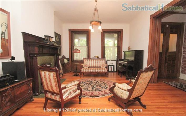 ENTIRE  EXTRAORDINARY VICTORIAN HOUSE 10 MINUTES AWAY FROM UPENN AND DREXEL UNIVERSITIES Home Rental in Philadelphia, Pennsylvania, United States 6