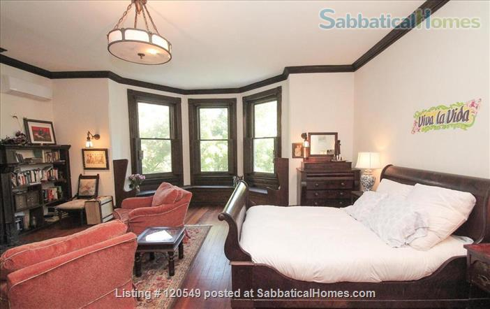 ENTIRE  EXTRAORDINARY VICTORIAN HOUSE 10 MINUTES AWAY FROM UPENN AND DREXEL UNIVERSITIES Home Rental in Philadelphia, Pennsylvania, United States 8