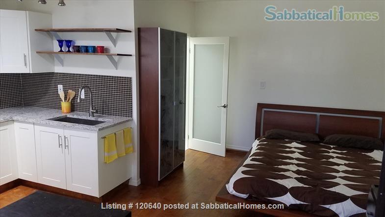 Furnished Los Angeles Studio/Cottage near beaches, bike path, UCLA, LMU Home Rental in Los Angeles, California, United States 4