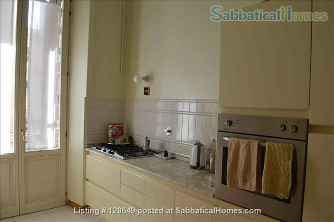 Elegant three bed apartment in the heart of Rome Home Rental in Rome, Lazio, Italy 9