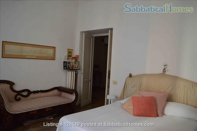 Elegant three bed apartment in the heart of Rome Home Rental in Rome, Lazio, Italy 2