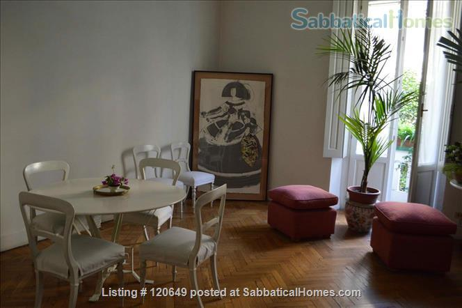 Elegant three bed apartment in the heart of Rome Home Rental in Rome, Lazio, Italy 3