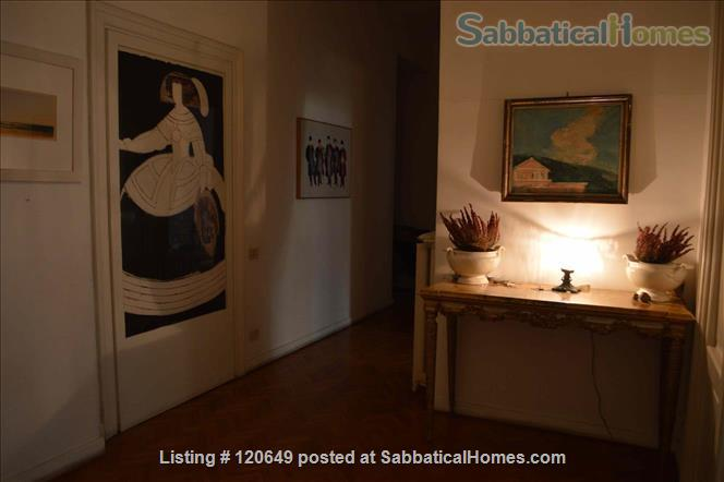 Elegant three bed apartment in the heart of Rome Home Rental in Rome, Lazio, Italy 4