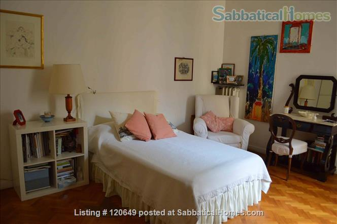 Elegant three bed apartment in the heart of Rome Home Rental in Rome, Lazio, Italy 6