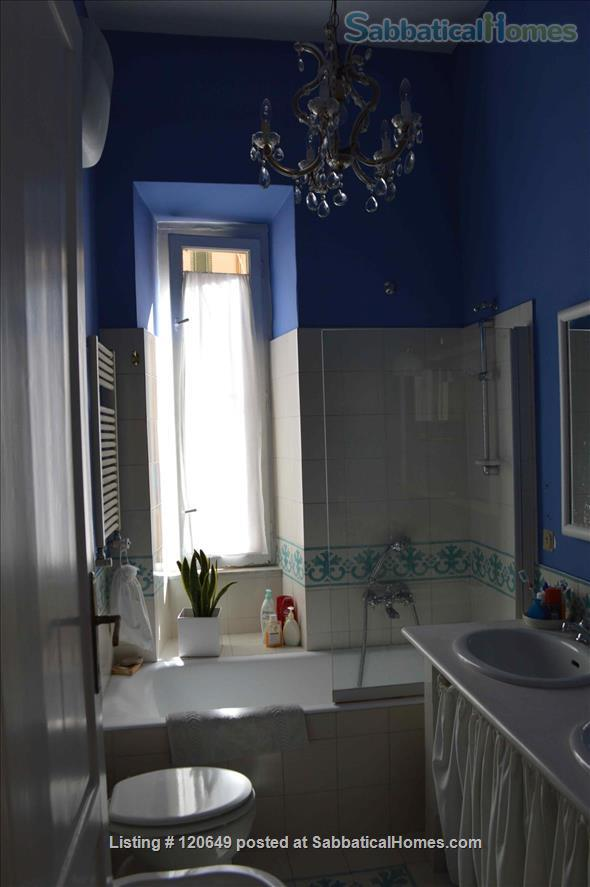 Elegant three bed apartment in the heart of Rome Home Rental in Rome, Lazio, Italy 8