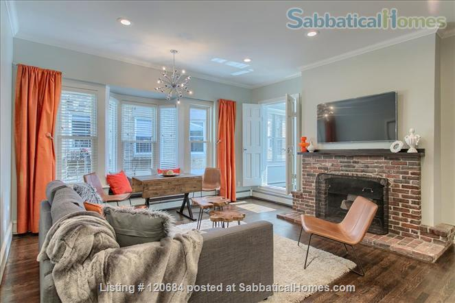 Stunning, renovated 1-bedroom apartment in the heart of Brookline Home Rental in Brookline, Massachusetts, United States 1
