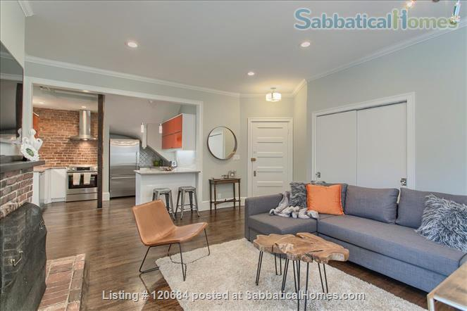 Stunning, renovated 1-bedroom apartment in the heart of Brookline Home Rental in Brookline, Massachusetts, United States 0
