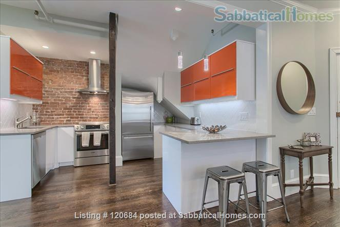 Stunning, renovated 1-bedroom apartment in the heart of Brookline Home Rental in Brookline, Massachusetts, United States 4