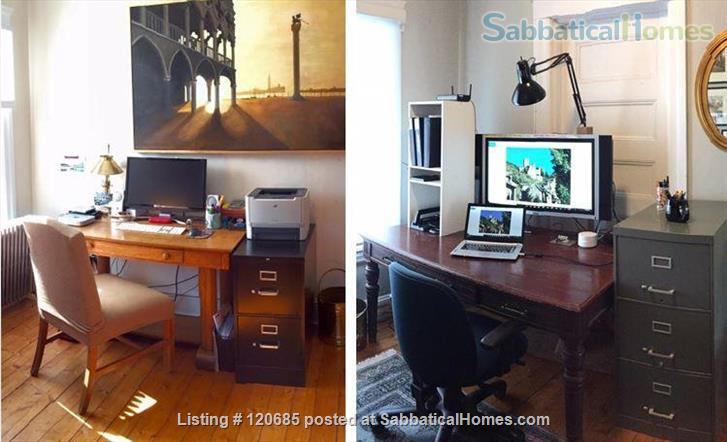ELEGANT, SPACIOUS HOUSE NEAR SMITH COLLEGE, ARTIST STUDIO, FLOWER GARDEN Home Rental in Northampton 9