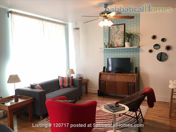 Cute and Cozy One Bedroom in the heart of Pilsen Home Rental in Chicago, Illinois, United States 3