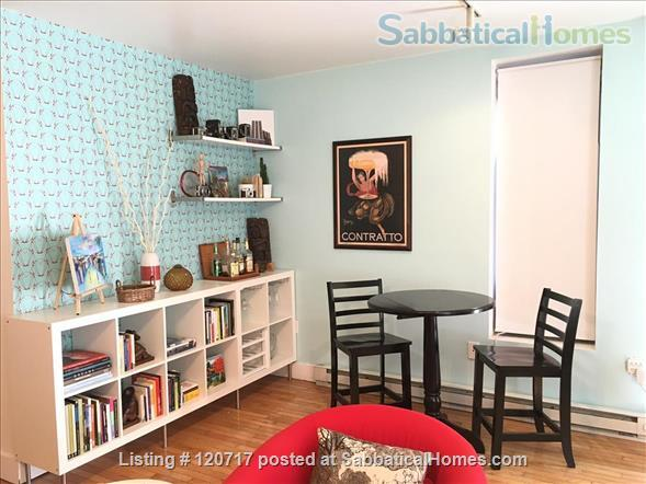 Cute and Cozy One Bedroom in the heart of Pilsen Home Rental in Chicago, Illinois, United States 4