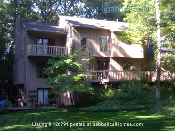 A nature lover's home within a home! Home Rental in Ann Arbor, Michigan, United States 1
