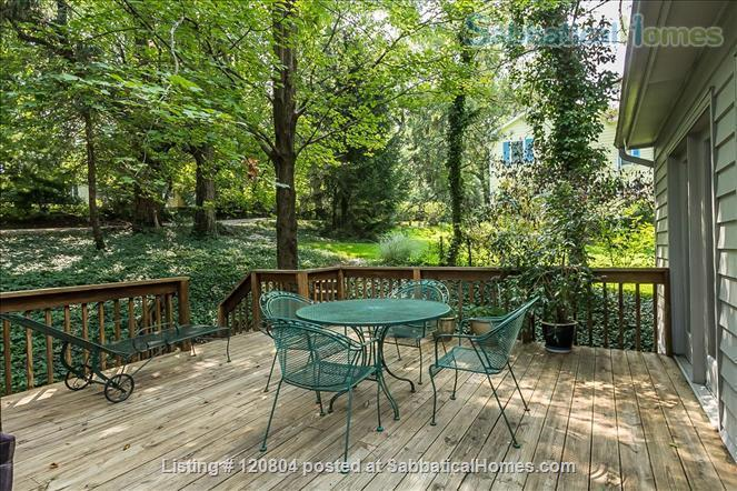 Beautiful modern home in Mt. Washington, Baltimore. Home Rental in Baltimore, Maryland, United States 9