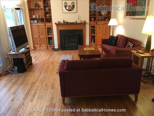 Beautiful modern home in Mt. Washington, Baltimore. Home Rental in Baltimore, Maryland, United States 0