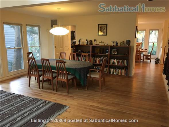 Beautiful modern home in Mt. Washington, Baltimore. Home Rental in Baltimore, Maryland, United States 2