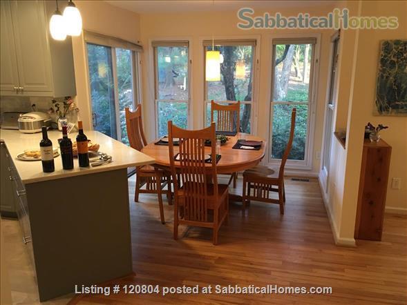 Beautiful modern home in Mt. Washington, Baltimore. Home Rental in Baltimore, Maryland, United States 6