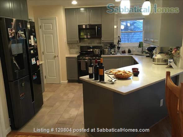 Beautiful modern home in Mt. Washington, Baltimore. Home Rental in Baltimore, Maryland, United States 7