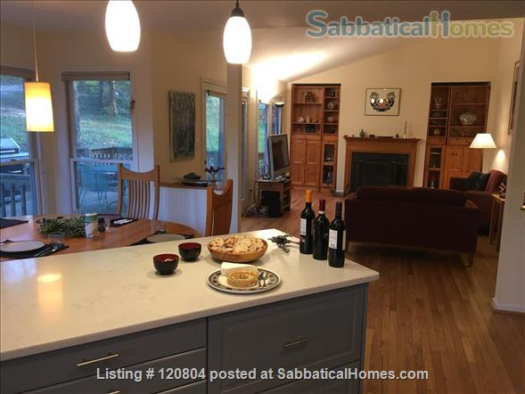 Beautiful modern home in Mt. Washington, Baltimore. Home Rental in Baltimore, Maryland, United States 8