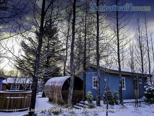 Backyard Village - Turquoise or Blue House Home Rental in Hveragerði, , Iceland 7