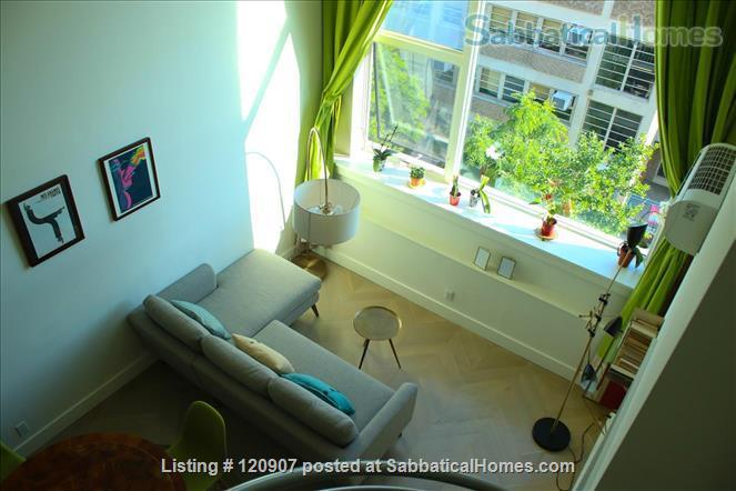 Sunny , Newly Renovated Luxury Penthouse near Columbia University Home Rental in New York, New York, United States 2