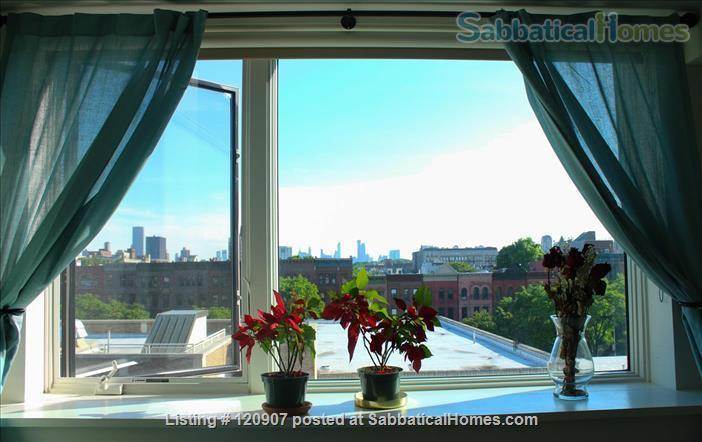 Sunny , Newly Renovated Luxury Penthouse near Columbia University Home Rental in New York, New York, United States 3