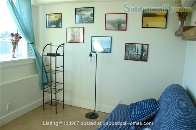 Sunny , Newly Renovated Luxury Penthouse near Columbia University Home Rental in New York, New York, United States 4