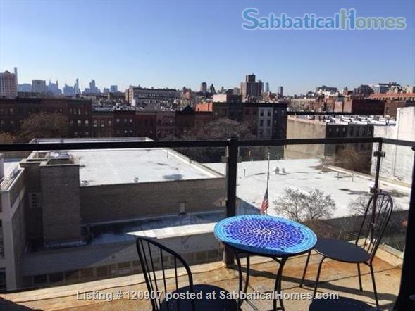 Sunny , Newly Renovated Luxury Penthouse near Columbia University Home Rental in New York, New York, United States 5