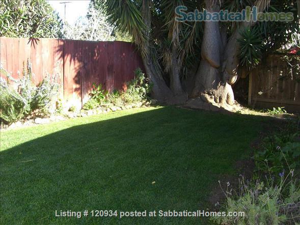 Sunny Santa Barbara cottage with private yard Home Rental in Santa Barbara, California, United States 6