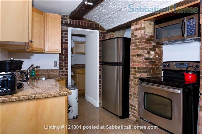COZY FURNISHED STUDIO  (M113)    1 dog is welcome Home Rental in Boston, Massachusetts, United States 3